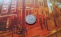 Серебро! Нидерланды. 10 центов 1938 года. Королева Вильгельмина (1890