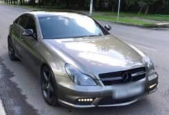 Mercedes-Benz CLS-Class. автомат, задний, 3.5 (272л.с.), бензин, 120тыс. км. Под заказ