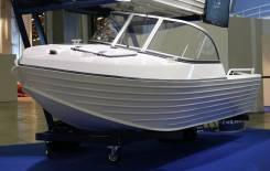 Trident. 2017 год, длина 4,50м., двигатель подвесной, 50,00л.с., бензин