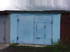 Продам гараж. улица Ленина 12, р-н Кедровка, 24кв.м., электричество, подвал.
