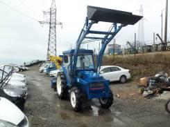 Iseki. Продам - 2010 г. в. TA467F L. Leader 4WD 46 л. с. ковш фреза ГУР, 46 л.с.