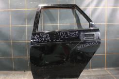 Дверь задняя левая - Lada Priora (2007-2014гг)