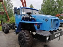 Урал 4320. Урал шасси 4320 усиленный длиннобазовый, 11 275куб. см., 10 000кг.