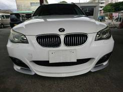 Капот. BMW 5-Series, E61 Двигатели: N52B25, N52B25OL, N52B25UL, N52B30