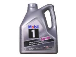 Mobil. Вязкость 5W-30, 0/40, синтетическое