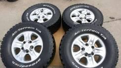 """Колеса Toyota TLC 105 R17 5*150 ET: -25+305/65 R17 BF Goidrich A/T. 8.0x17"""" 5x150.00 ET-25"""