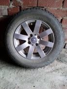 Продам 4 зимних шипованых колёса