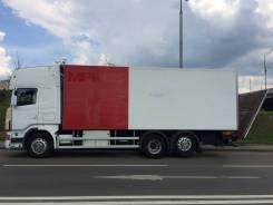 Scania R. Scania рефрижератор R470, 11 700куб. см., 10 000кг., 6x2