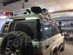 Изготовление Экспедиционных алюминиевых багажников на любой авто