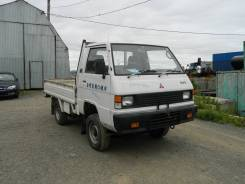 Mitsubishi. Продам грузовик Delica б/п по рф, 2 500куб. см., 850кг.