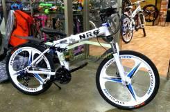 """24"""" Cкладной велосипед iRide NRG на рост от 135-170см"""