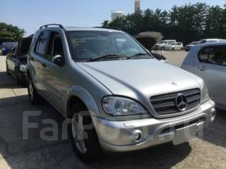 Mercedes-Benz M-Class. 163, 112 942