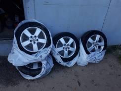 "Комплект колес р16 205/55. x16"""