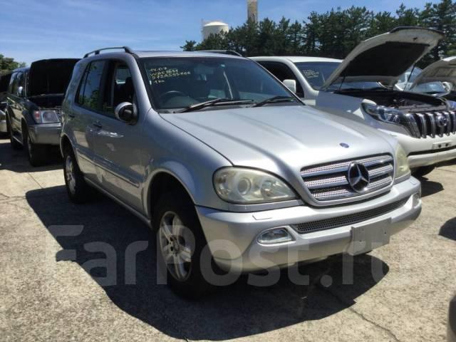 Mercedes-Benz M-Class. 163, 112 970