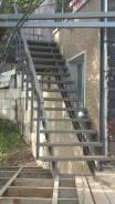 Заборы, лестницы, перилы, решетки, фермы, любые металлоконструк