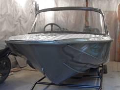 Ока-4. 1980 год год, длина 4,25м., двигатель подвесной, 25,00л.с., бензин