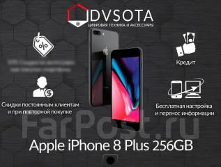 Apple iPhone 8 Plus. Новый, 256 Гб и больше, Серый, 4G LTE, Защищенный