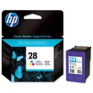 Картридж HP (№ 28) для DJ 3320/3325/3420, (C8728AE), color, (original)