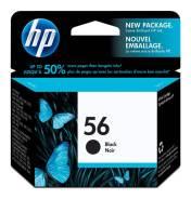 Картридж HP (№ 56) для PCS 2100/DJ5550/450/PS7150/7350/7550, (HB - C6656AE), bk, (original)