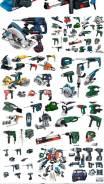 Куплю Электроинструмент, бензинструмент, оборудование, инструмент.