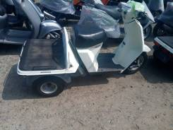 Honda Gyro Up. 49куб. см., исправен, без птс, без пробега