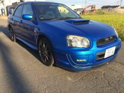 Subaru Impreza WRX STI. механика, 4wd, бензин, б/п, нет птс. Под заказ