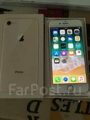 Apple iPhone 8. Б/у, 64 Гб