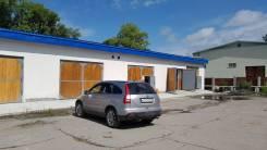 Продам базу с теплыми складами в отличном состоянии. Улица Краснореченская 74 стр. 1, р-н Индустриальный, 1 560,0кв.м.