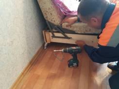 Мебельный Мастер: сборка, ремонт кухонь, шкафов-купе, диванов, кроватей.