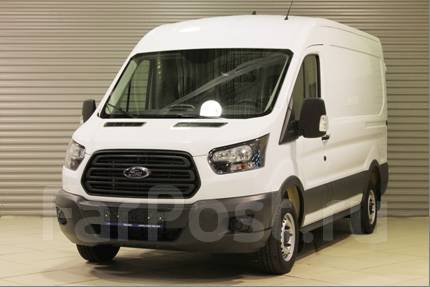 Ford Transit Van. 310M MWB BAS 2.2TD125 T4 M6 FWD, 2 500куб. см., 938кг.