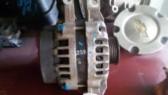 Генератор. Chevrolet TrailBlazer, GMT360 Двигатель LL8