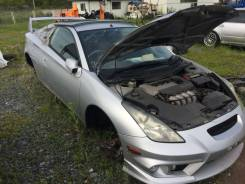 Двигатель в сборе. Toyota Celica, ZZT231