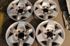 """Nissan. x16"""", 6x139.70, ЦО 100,0мм."""