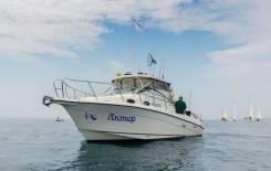 Seaswirl. 2004 год год, длина 9,00м., двигатель стационарный, 420,00л.с., дизель
