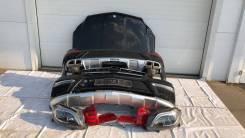 Бампер задний Mercedes GL 166 6.3 AMG