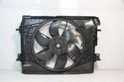 Вентилятор охлаждения радиатора. Renault Logan Renault Kaptur Renault Sandero, 5S Двигатели: F4R, H4M, D4F, K4M, K7M
