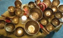 Тибетские чаши,