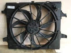 Вентилятор охлаждения радиатора. Jeep Grand Cherokee, WK2 Двигатель ERB