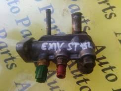 Датчик температуры охлаждающей жидкости, воздуха. Toyota Corona Exiv, ST182 Двигатель 3SFE