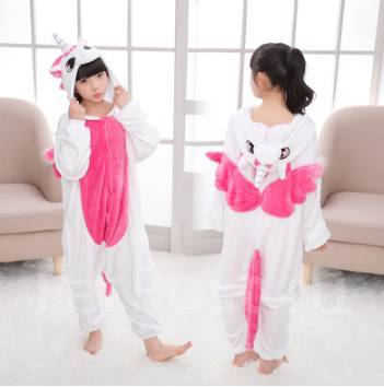 Мягкая пижама кигуруми Единорог. Рост 130-140 см. Доставка бесплатно во  Владивостоке b21bbe7f95032