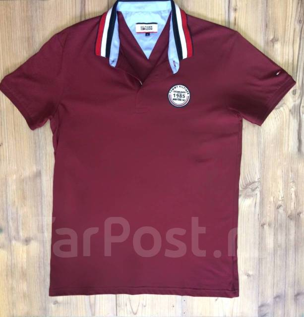 Мужская футболка поло Tommy Hilfiger 67feef6b3c47c
