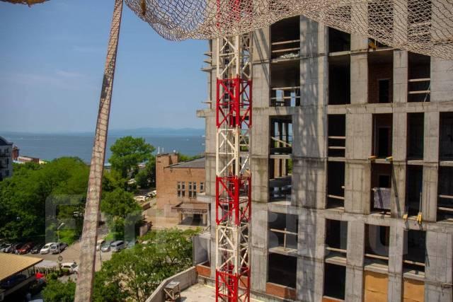 3-комнатная, улица Фонтанная 3. Центр, застройщик, 101кв.м. Вид из окна днём
