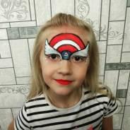 Детский аквагрим