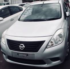 Nissan Latio. N17, HR12DE