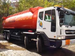 Daewoo Novus. Продам бензовоз , 15 000куб. см., 24 000кг., 8x4