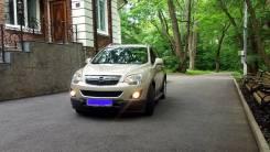 Opel Antara. автомат, 4wd, 2.4 (167л.с.), бензин, 83 500тыс. км