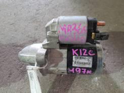 Стартер. Suzuki Solio, MA36S Двигатель K12C