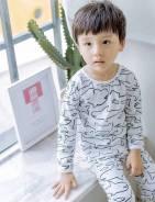 Пижамы. Рост: 98-104, 104-110, 110-116, 116-122, 122-128, 128-134, 134-140 см