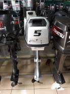 Honda. 5,00л.с., 4-тактный, бензиновый, нога S (381 мм), 2016 год год