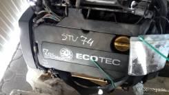 Двигатель в сборе. Chevrolet Cruze Z18XER